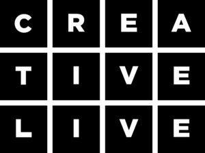Creativelive Learning Platform logo.
