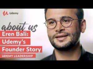 Udemy Founder Story