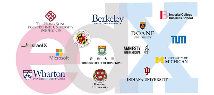 edX Partnering Universities for Learning courses.