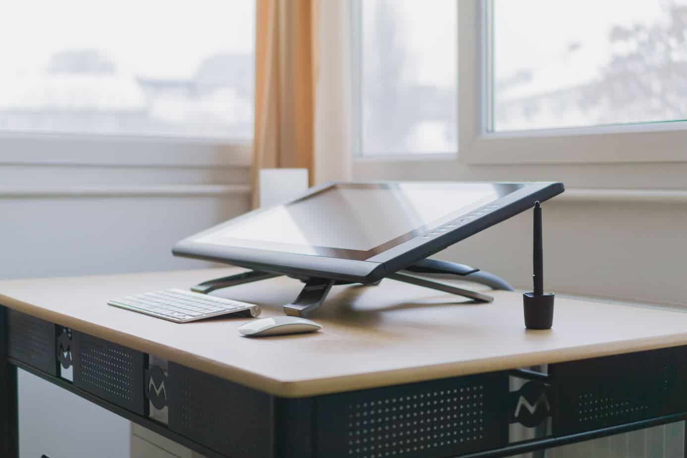 Design tables are great tools for some professionals, but not necessary for your to learn how to become a web designer.
