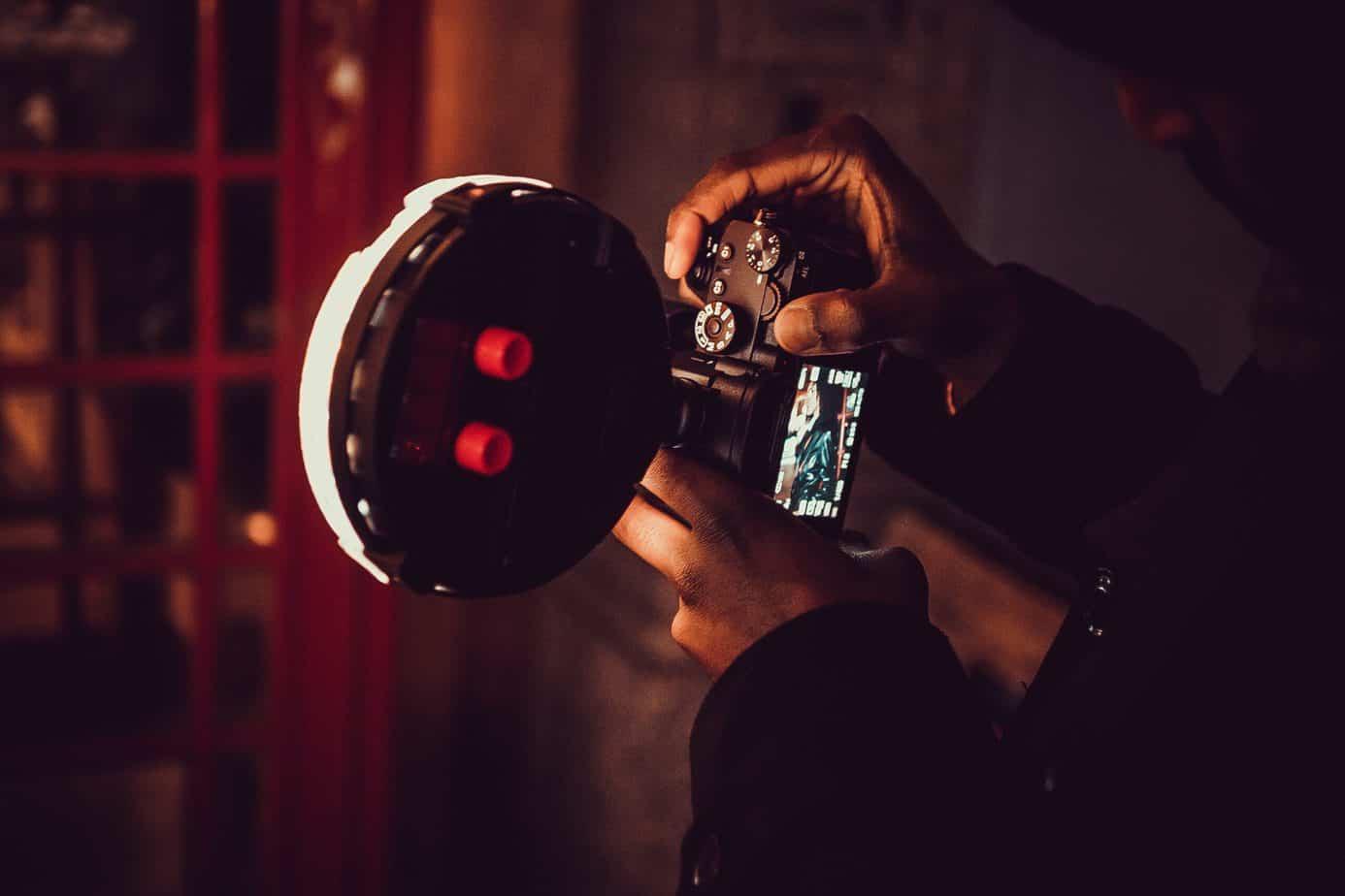 Creative Photographer.