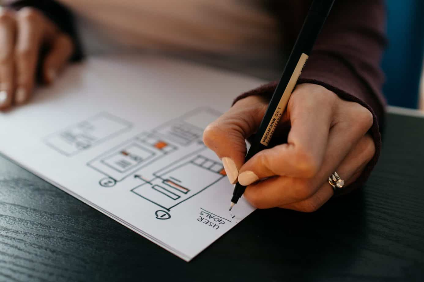 To become a Web Designer it's not necessary to be a good in drawing.